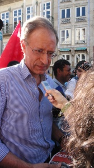 Francisco Louçã, líder do BE