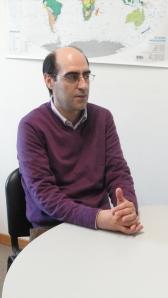 José Palmeira, professor de Ciência Política na Universidade do Minho
