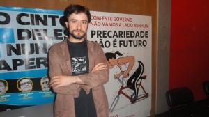 José Soeiro, deputado do BE