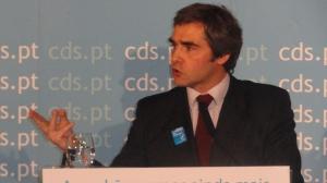 Nuno Melo, eurodeputado pelo CDS-PP