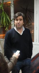 Ricardo Mendes, vereador na Câmara de V.N.Famalicão